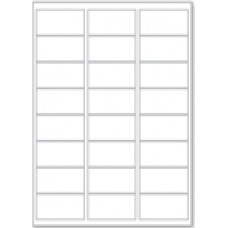 LL24 24 Labels Per Page - 50 Sheets